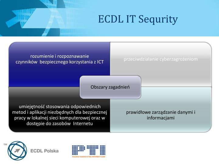 ECDL IT Sequrity