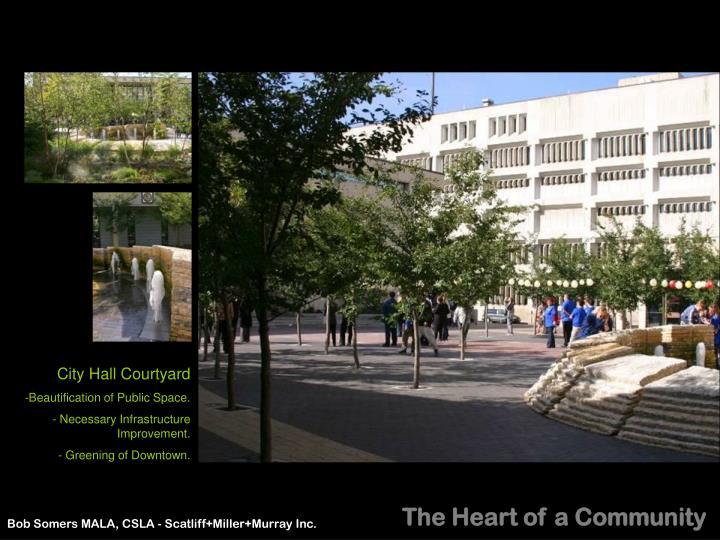 City Hall Courtyard