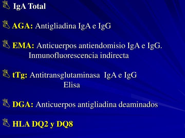 IgA Total