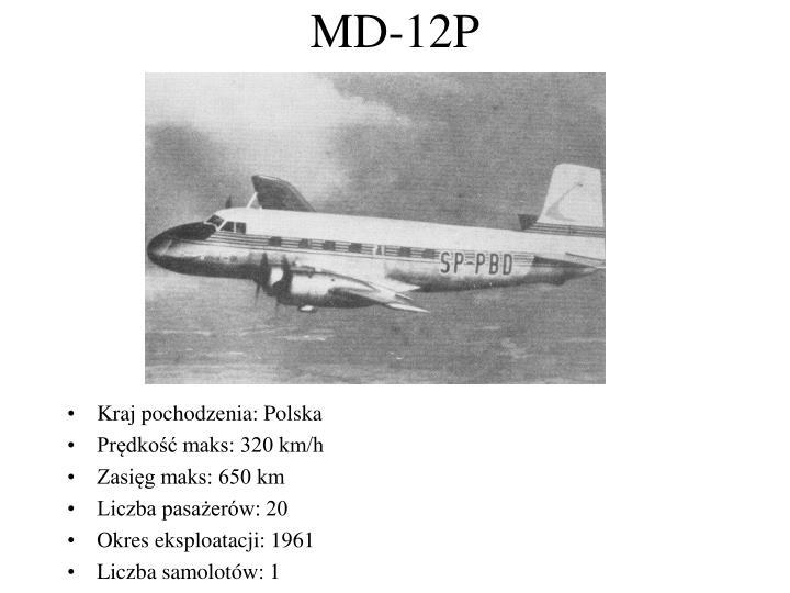 MD-12P