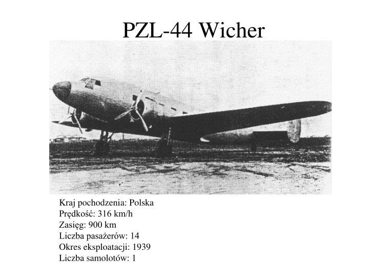 PZL-44 Wicher