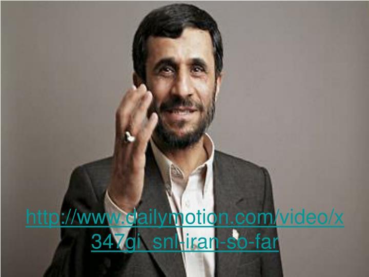 http://www.dailymotion.com/video/x347gi_snl-iran-so-far