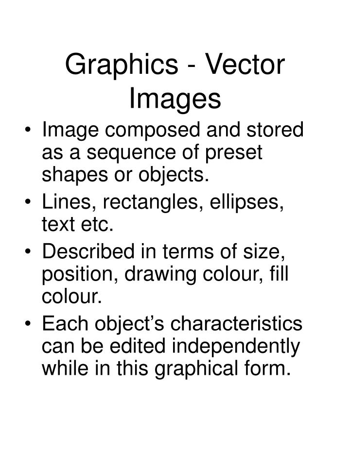 Graphics - Vector Images