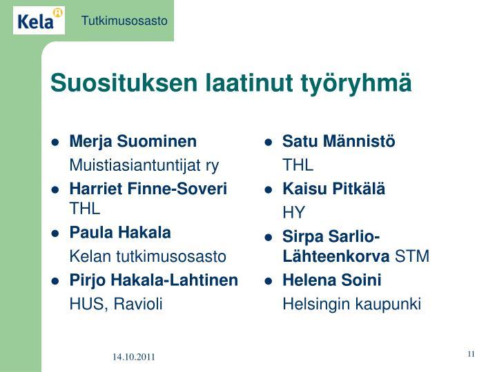Merja Suominen
