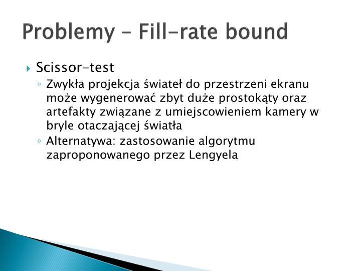 Problemy –
