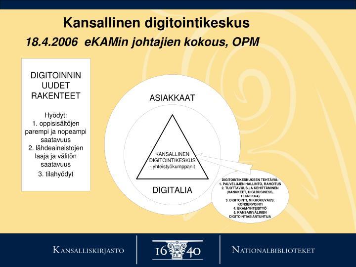 Kansallinen digitointikeskus