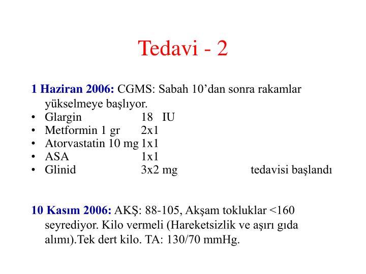 Tedavi - 2