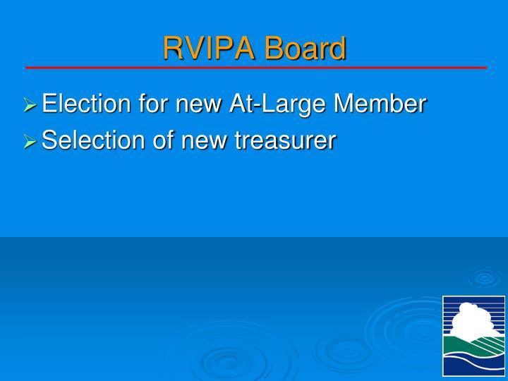 RVIPA Board