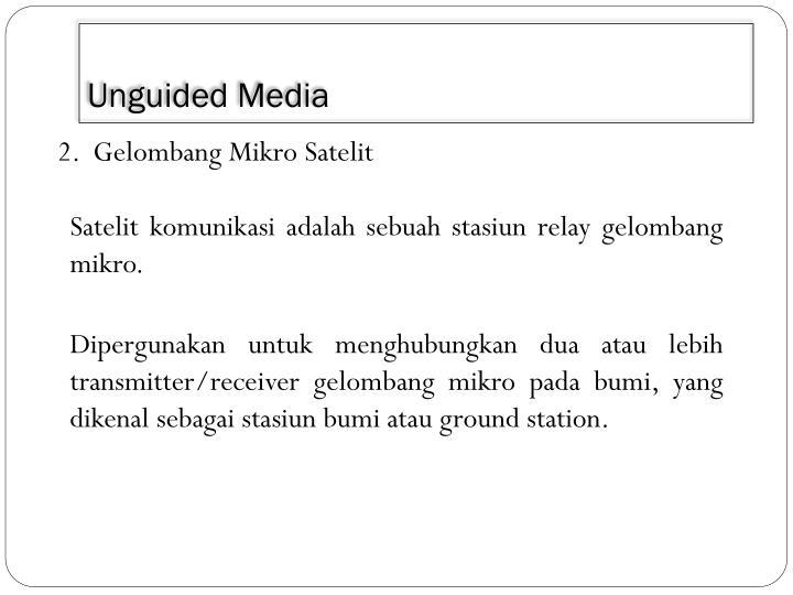 Unguided Media