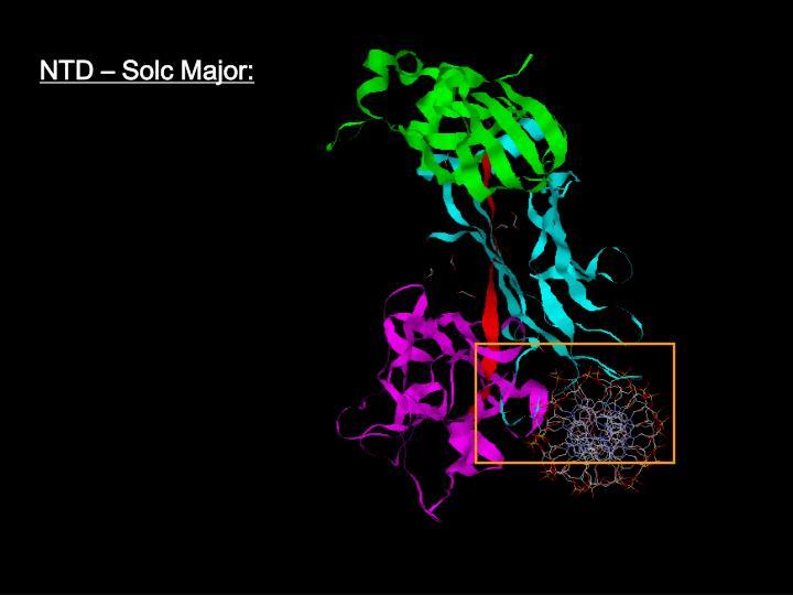 NTD – Solc Major: