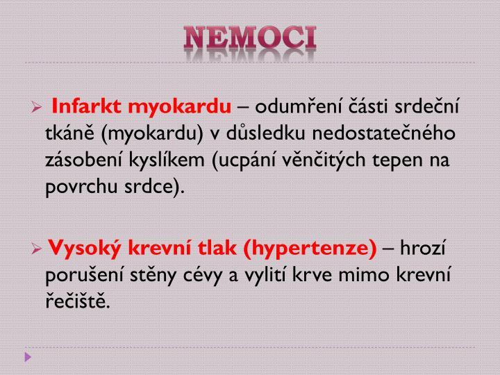 Nemoci