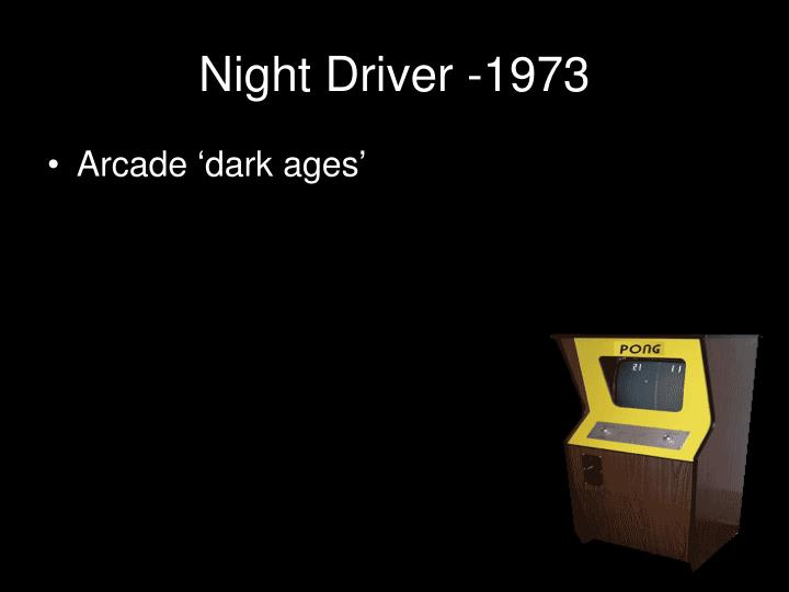 Night Driver -1973