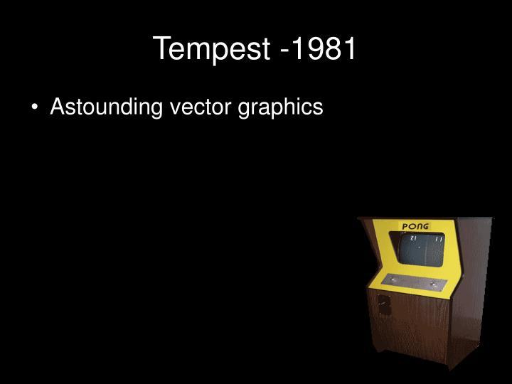 Tempest -1981