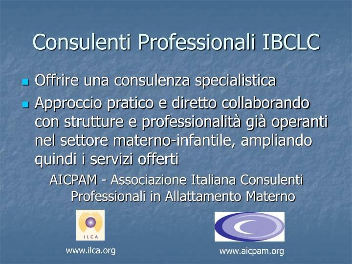 Consulenti Professionali IBCLC