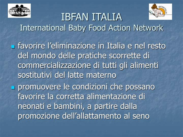 IBFAN ITALIA