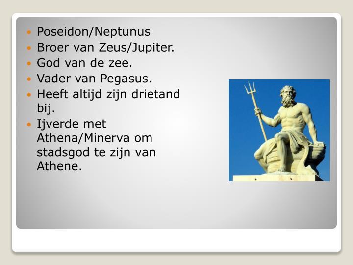 Poseidon/Neptunus