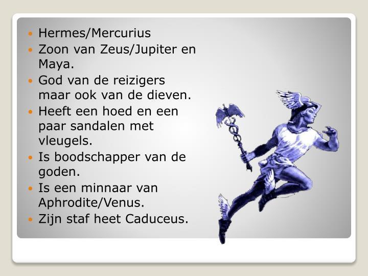 Hermes/Mercurius