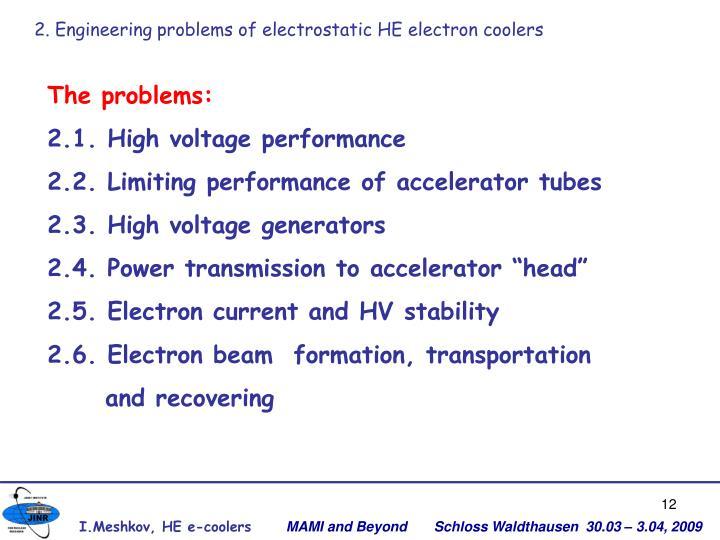 I.Meshkov, HE e-coolers