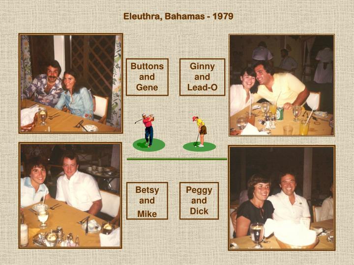 Eleuthra, Bahamas - 1979