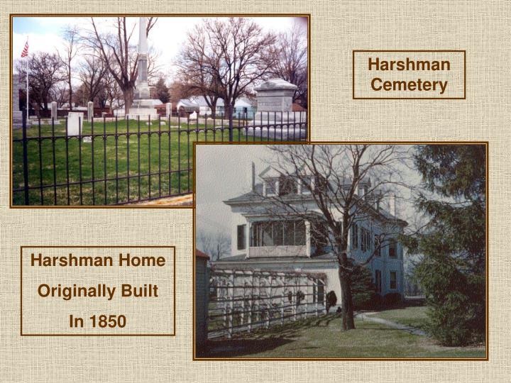 Harshman Cemetery