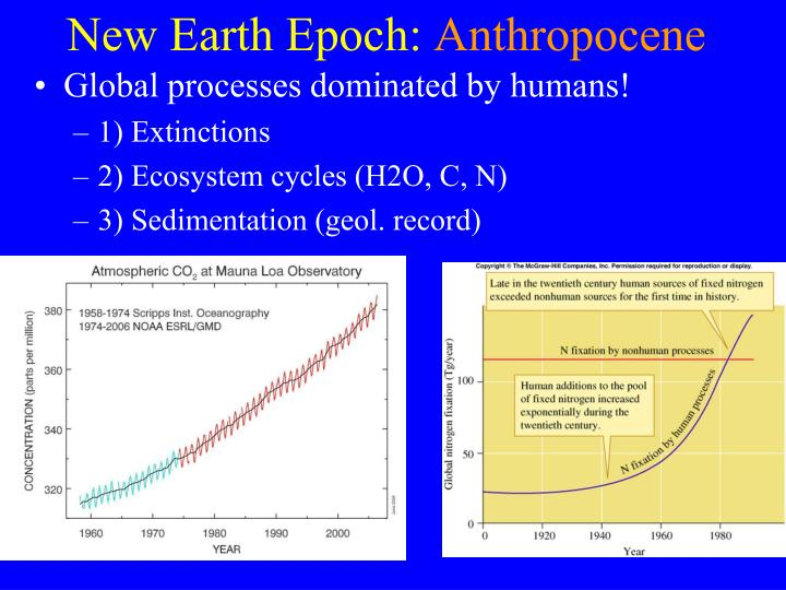 New Earth Epoch: