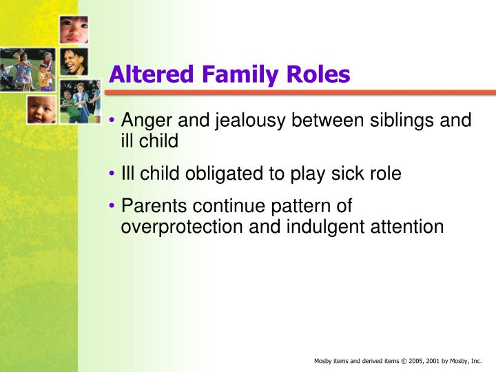 Altered Family Roles