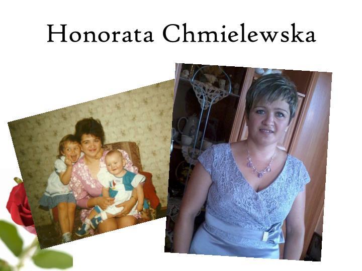 Honorata Chmielewska