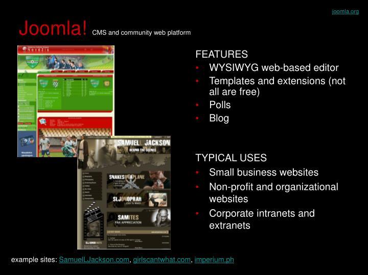 joomla.org