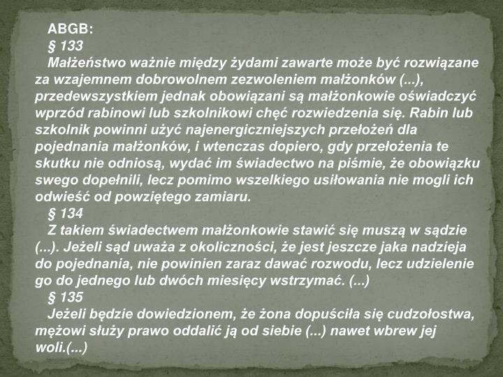 ABGB: