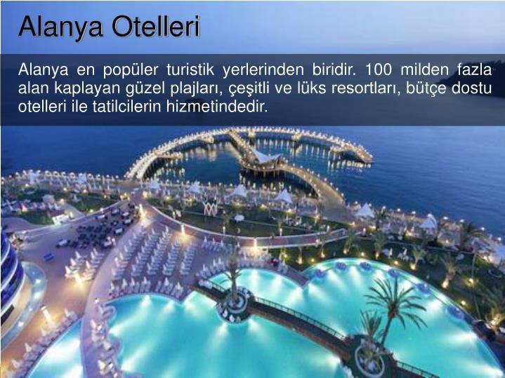 Alanya Otelleri
