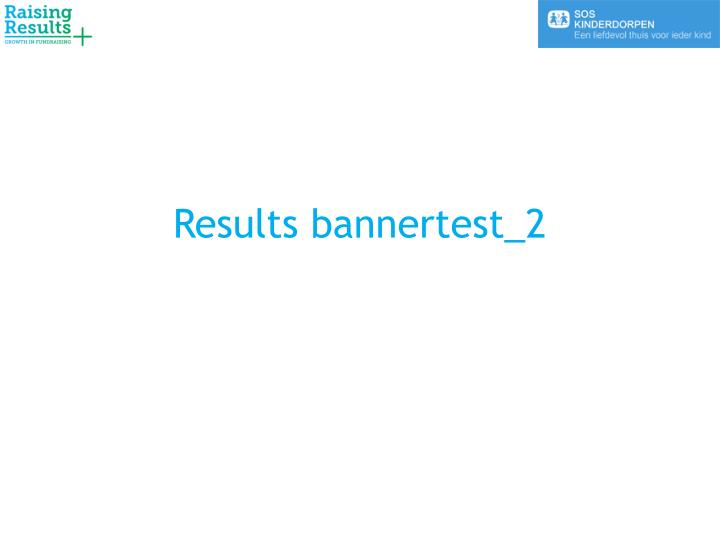 results bannertest 2