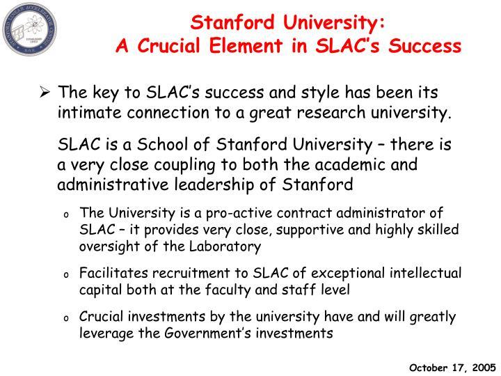 Stanford University: