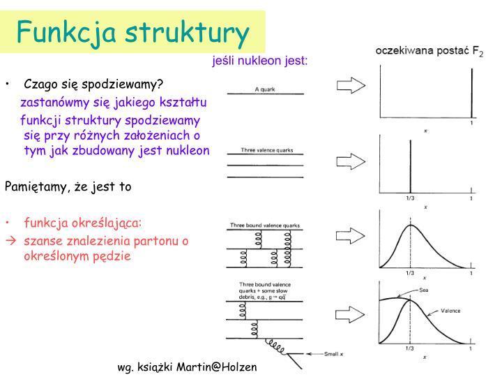 Funkcja struktury