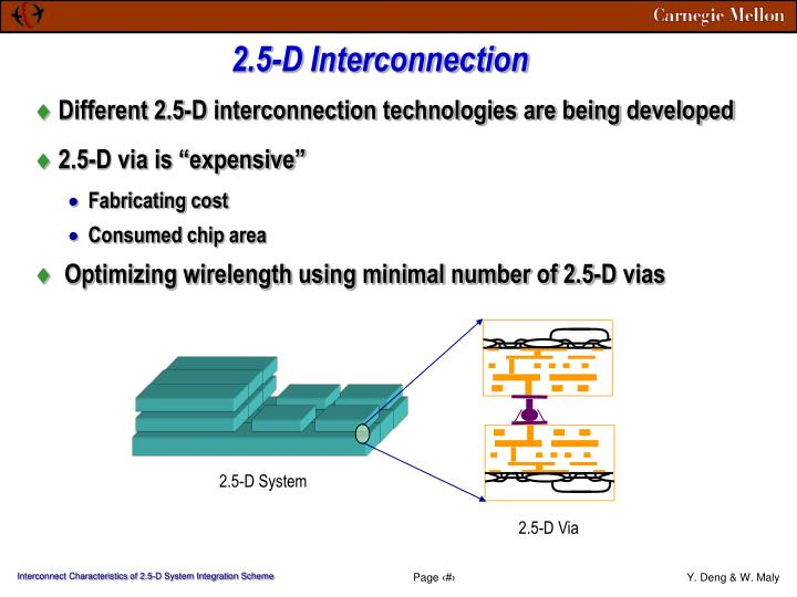 2.5-D System