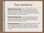 typy inteligencji1