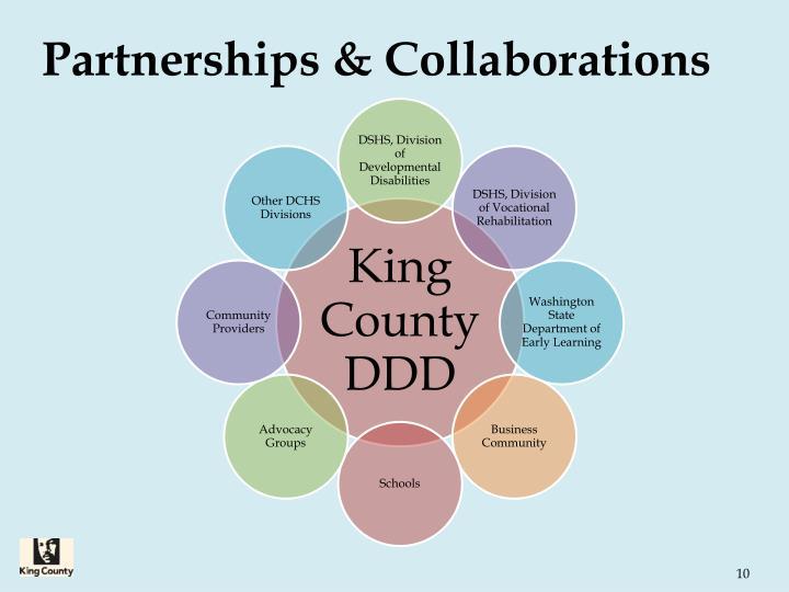 Partnerships & Collaborations
