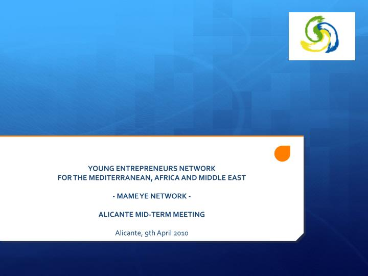 YOUNG ENTREPRENEURS NETWORK