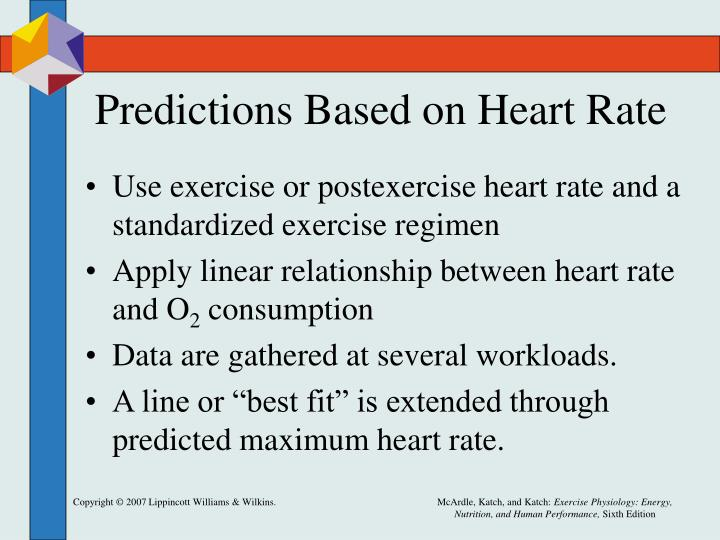 Predictions Based on Heart Rate