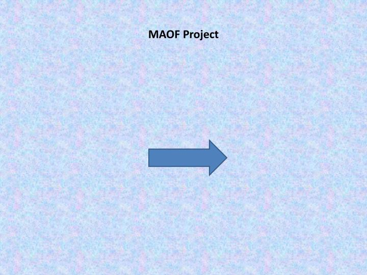 MAOF Project