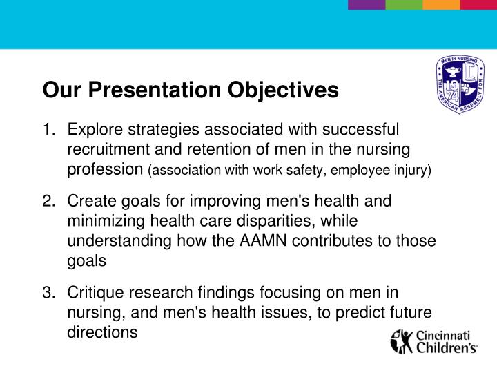 Our Presentation Objectives