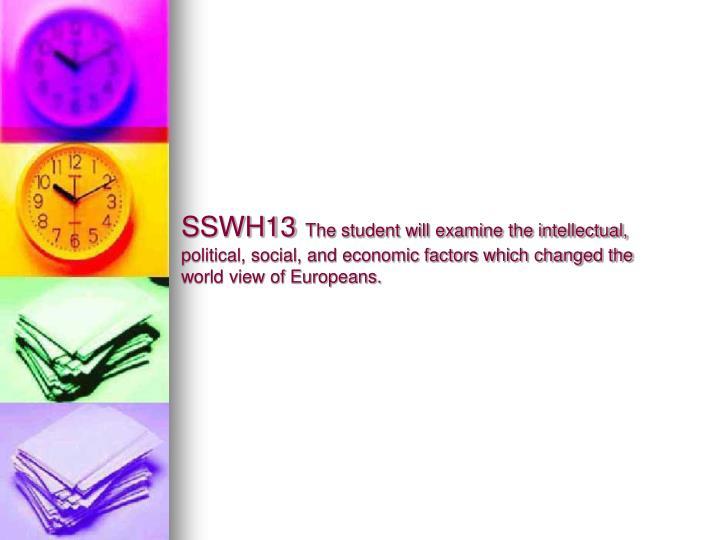SSWH13