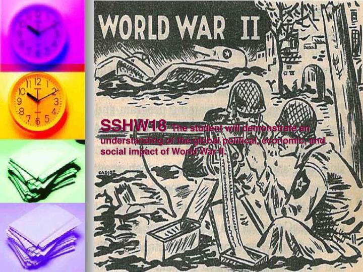 SSHW18