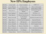 new epa employees1