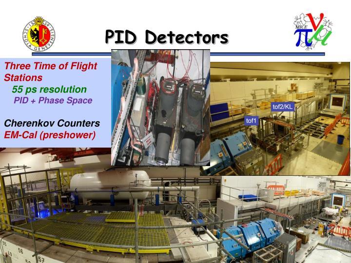 PID Detectors