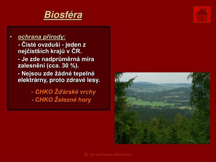 Biosféra