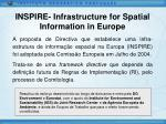 inspire infrastructure for spatial information in europe5