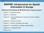 inspire infrastructure for spatial information in europe8