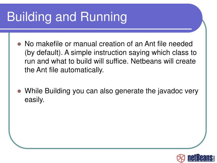 Building and Running