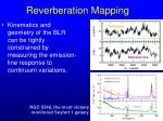 reverberation mapping