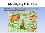 identifying priorities